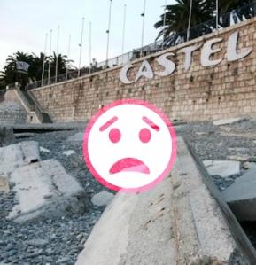 Lendemain de Tsunami à Nice !